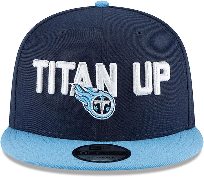 wide range performance sportswear special sales Amazon.com : New Era Tennessee Titans 2018 NFL Draft Spotlight ...
