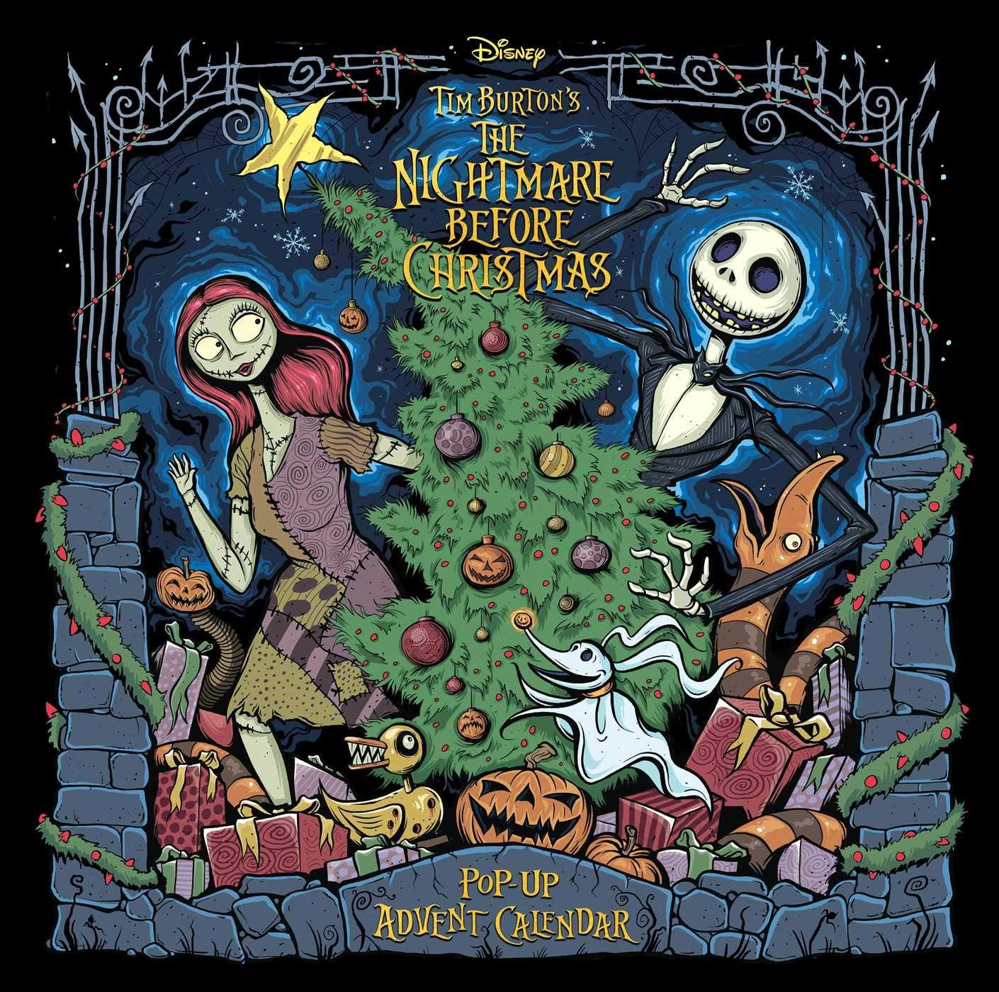 Merry Christmas Funko Pop 2020 Amazon.com: The Nightmare Before Christmas: Advent Calendar and
