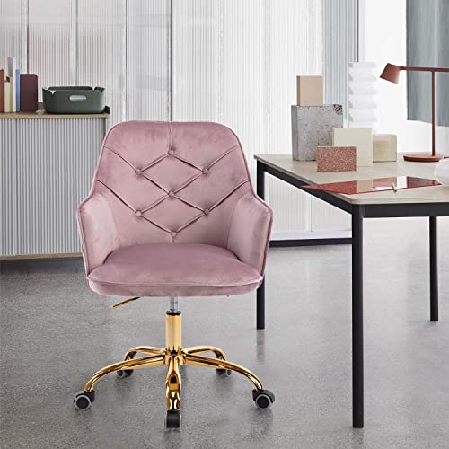 Goujxcy Modern Home Office Chair