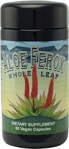 Aloe Ferox Whole Leaf Capsule