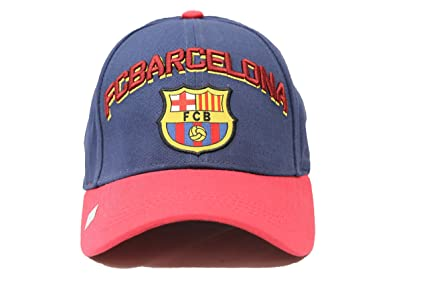 ef2c7f5ecc6 Image Unavailable. Image not available for. Color  FC Barcelona Cap Official  - Rhinox