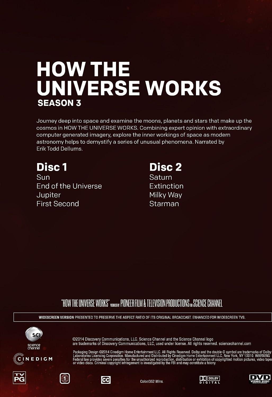 worksheet How The Universe Works Big Bang Worksheet amazon com how the universe works season 3 movies tv