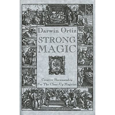 Strong Magic by Darwin Ortiz - Book: Toys & Games