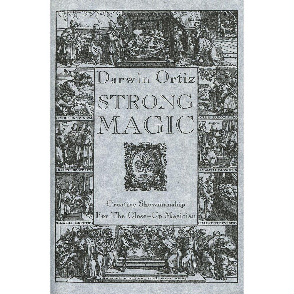 Strong Magic by Darwin Ortiz - Book by Murphy's Magic
