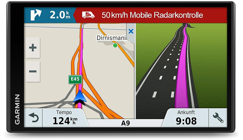 Garmin Reconditionn/é Appels Mains Libres DriveSmart 61 LMT-S Cartes Europe 46 Pays GPS Auto Wi-FI int/égr/é Zones de Danger gratuits /à Vie Trafic 6,95 Pouces Cartes