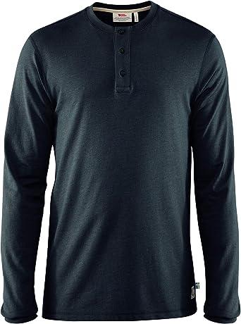 FJALLRAVEN Greenland Re-Cotton Buttoned LS M - Camisa Hombre: Amazon.es: Ropa y accesorios