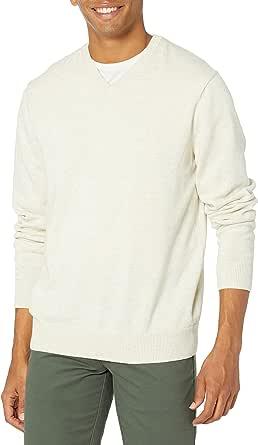 Amazon Essentials Hombre jersey con cuello en pico