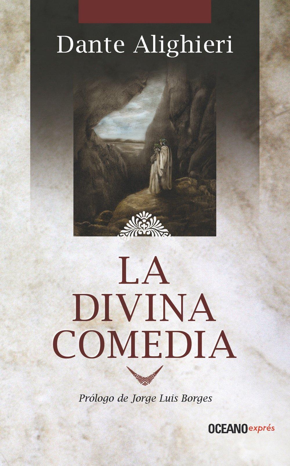 Resultado de imagen para libro La divina comedia