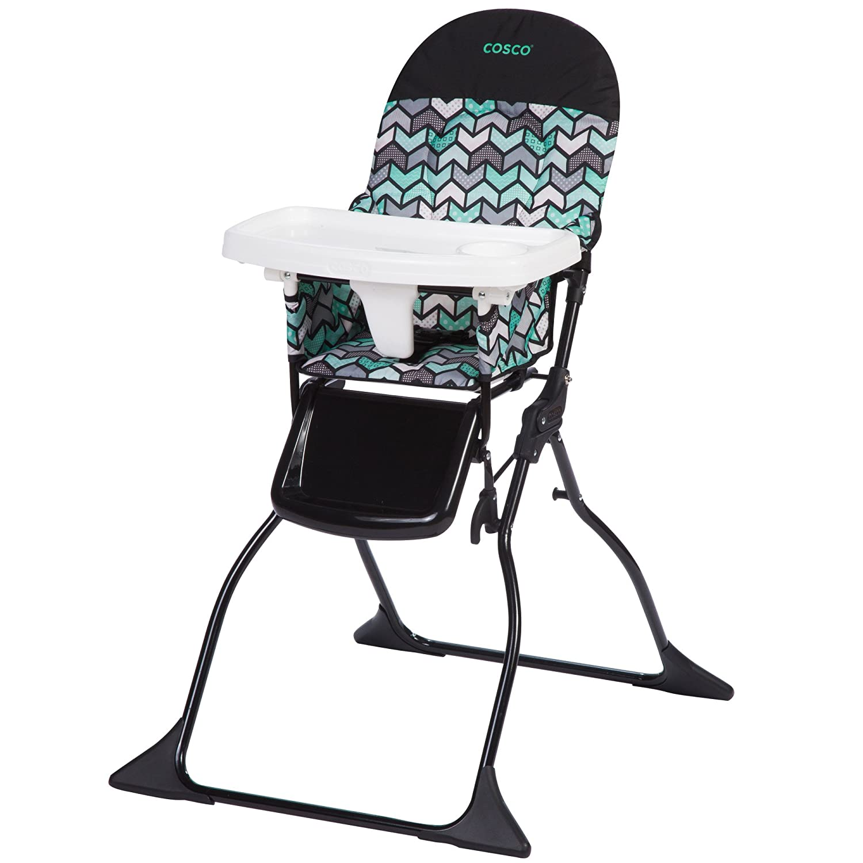 Cosco flat fold high chair - Cosco Flat Fold High Chair