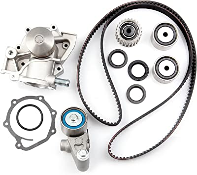 ECCPP for 2.2 2.5L Subaru Impreza Outback Forester Saab SOHC EJ253 EJ25 1 EJ22E Timing Belt Kit without water pump