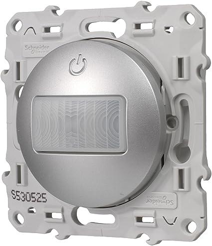 Schneider elec ppm - pmo 35 20 - Detector movimiento 10a 230v corriente alterna odace plata