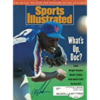 $57 » Dwight Gooden Signed New York Mets Sports Illustrated 1993 Magazine JSA 28531 - Autographed MLB Magazines