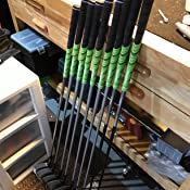Amazon.com: Champkey - Juego de 13 empuñaduras de golf ...