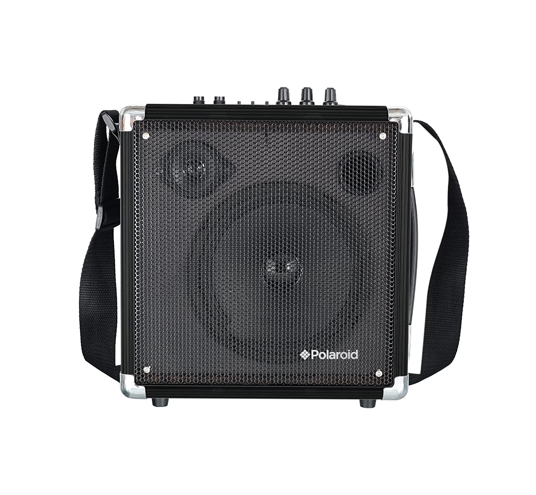 Amazon.com: Polaroid PBT3003BK Wireless Bluetooth Amplifier Speaker (Black): Home Audio & Theater
