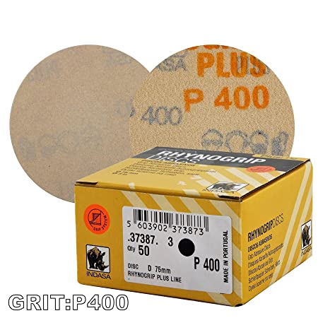 407 Quality Mirka Pads Pack of 10 P40 180 mm 8 Hole Sanding Discs 7 for Workzone Aldi Sander Model 750W Only