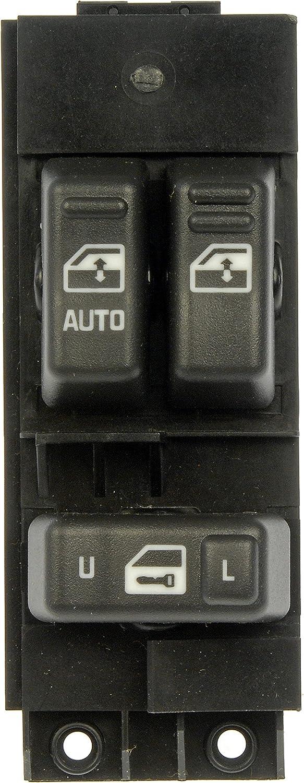 Dorman Front Left Door Window Switch for Chevy R10 1987 ps