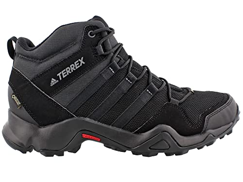 c677f6c6b93 Adidas Outdoor Terrex AX2R Mid GTX Hiking Boot - Men s Black Black Vista  Grey