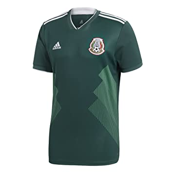 info for 2ddd6 19604 World Cup Soccer Mens adidas 2018 FIFA World Cup Men's Mexico Home Replica  Jersey