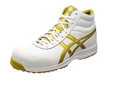 [アシックスワーキング] asicsworking 安全靴作業靴ウィンジョブ 71S FFR71S 9075(ブラック/ガンメタ/22.5)