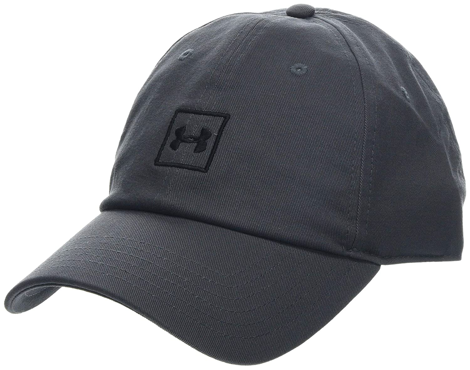 Under Armour Mens Washed Cotton Cap Gorra Hombre