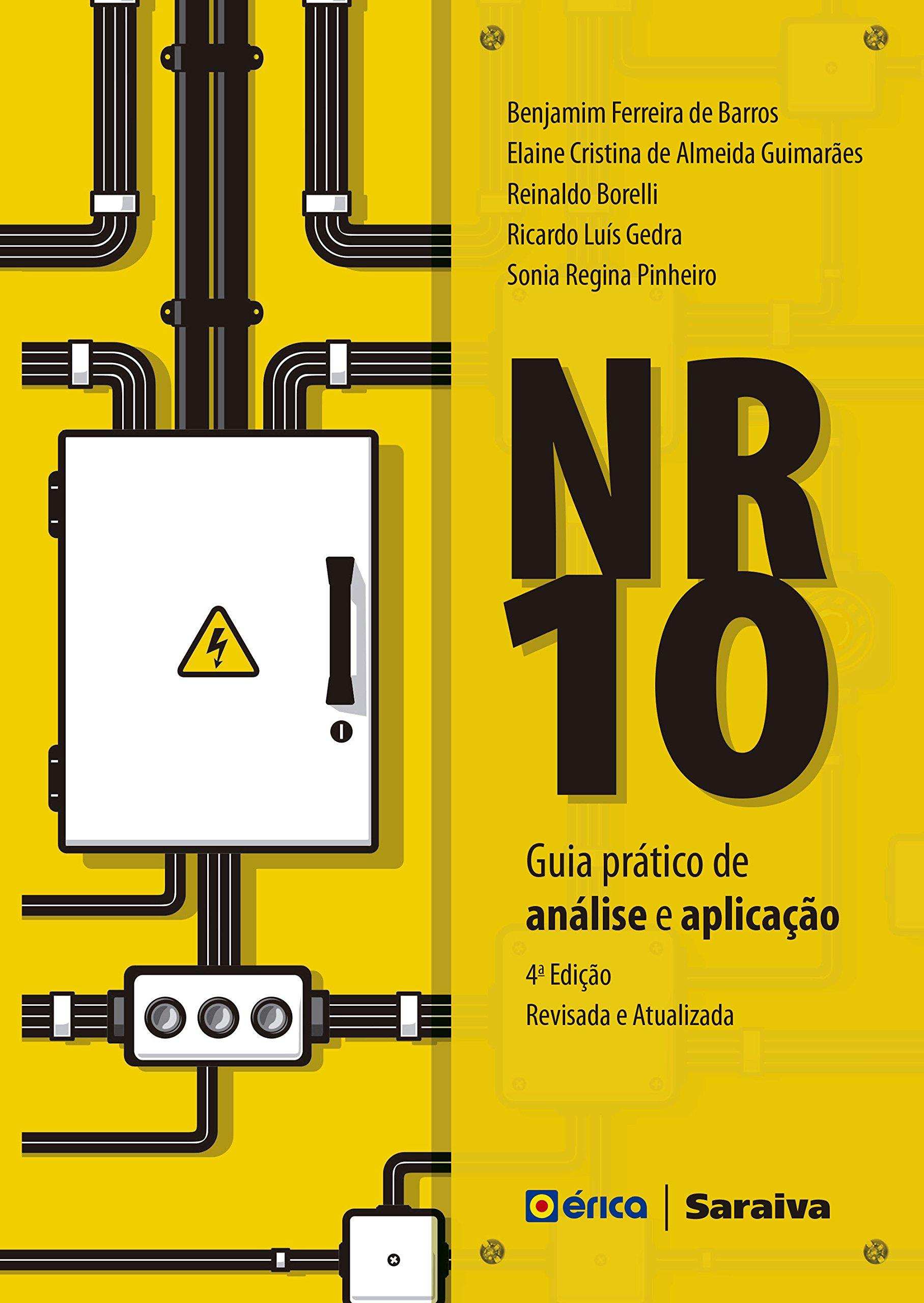 Nr 10 Guia Pr Tico De An Lise E Aplica O 9788536526089 Livros