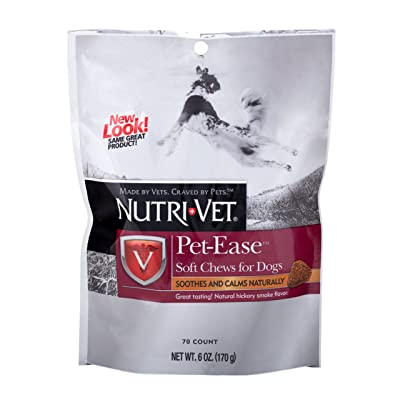Nutri-Vet Pet-Ease Soft Chews
