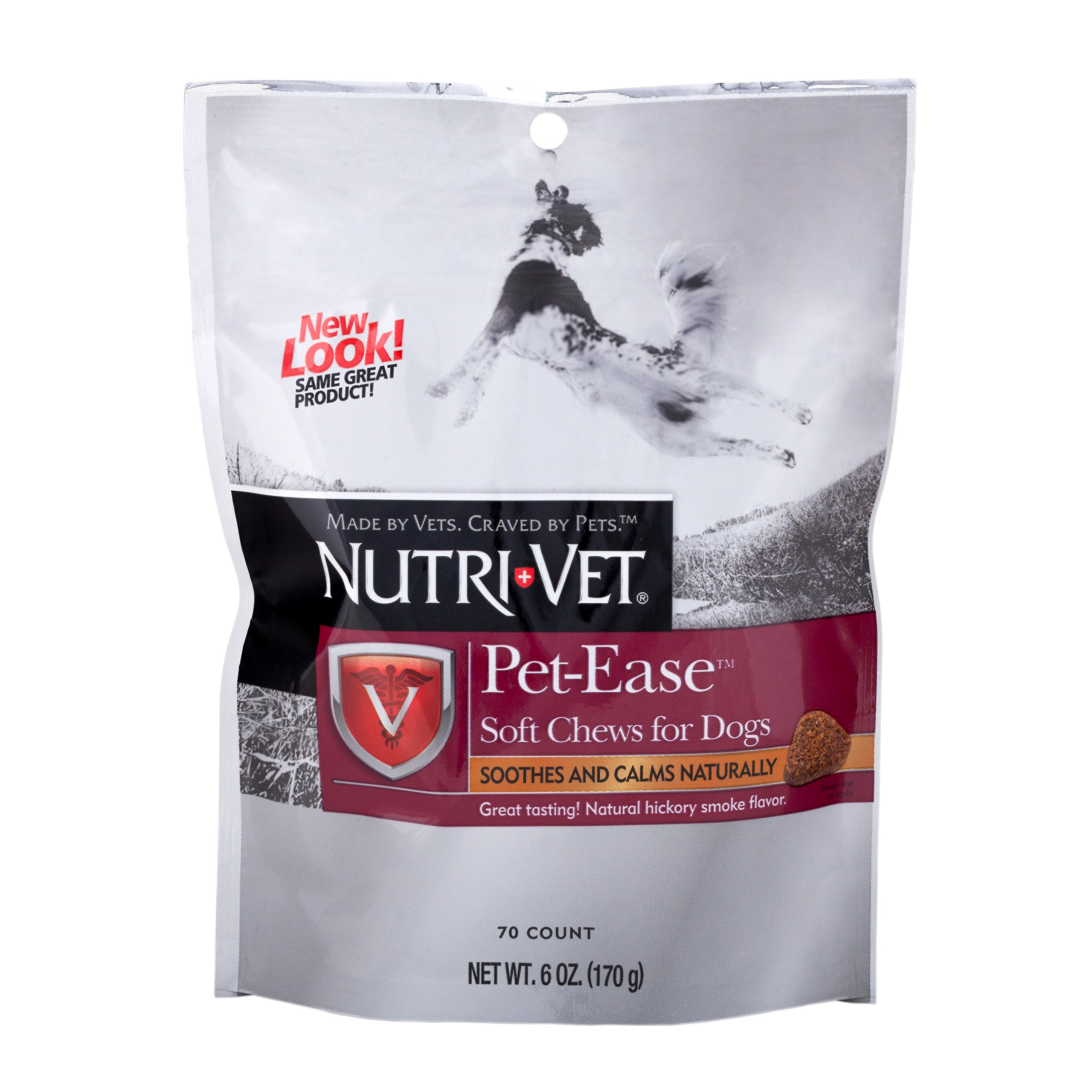 Nutri-Vet Pet-Ease for Dogs Soft Chews