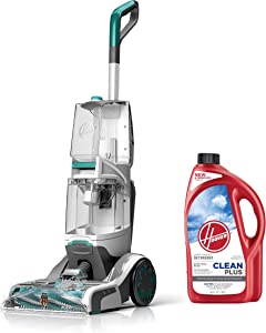 Hoover Smartwash Automatic Carpet Cleaner with CleanPlus 2X Carpet Cleaner and Deodorizer (64 oz), FH52000, AH30330NF