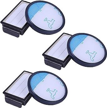 HTBAKOI Filtro para Aspiradora Rowenta Compact Power Cyclonic, Filtros Hepa Recambios Accesorios Compatible con Rowenta RO3718EA RO3724EA RO3731EA RO3753EA RO3786EA RO3798EA ZR005901 【Pack de 3】: Amazon.es: Grandes electrodomésticos