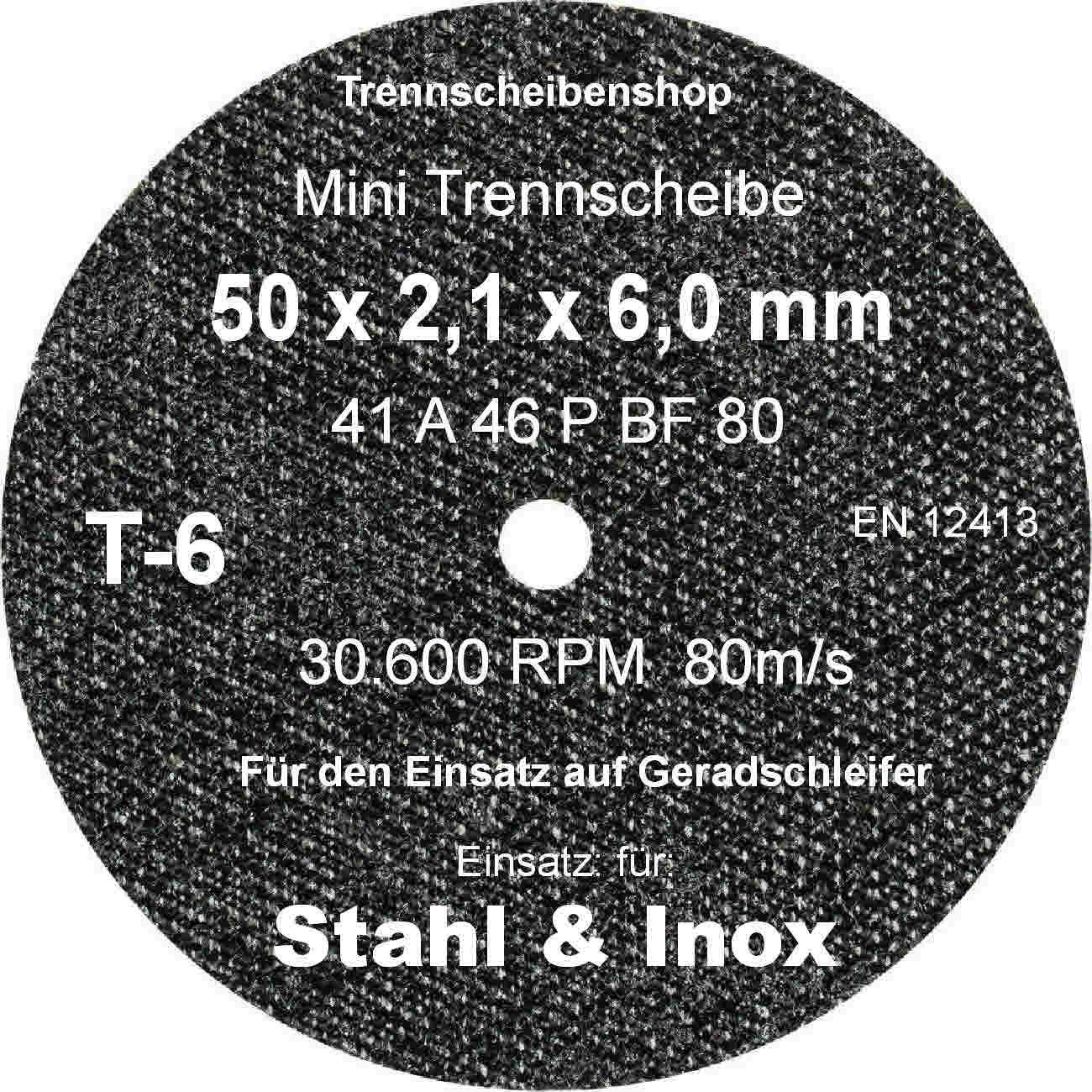 Sonnenflex Trennscheibe 400 x 4,5 x 25,4 A 30 T BF
