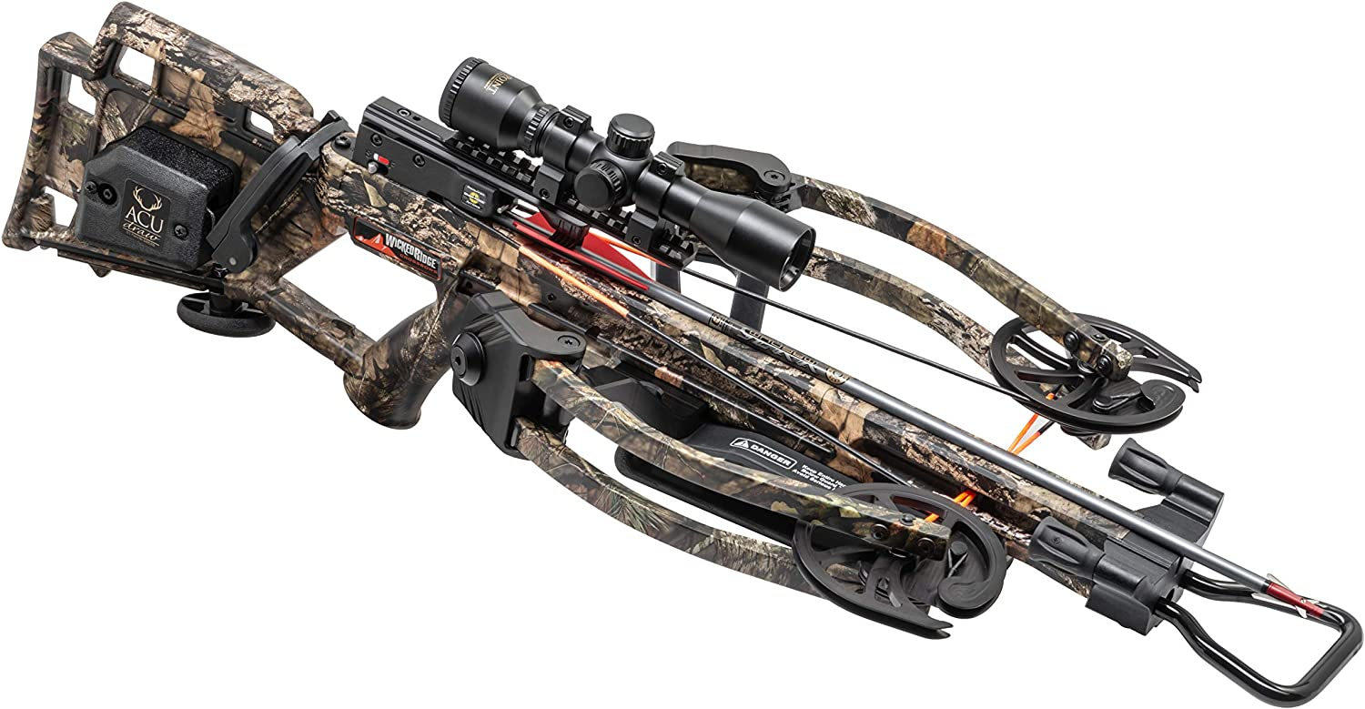 5. Wicked Ridge WR19060-5532 RDX 400 Crossbow