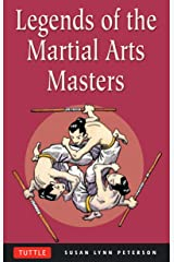 Legends of the Martial Arts Masters Paperback