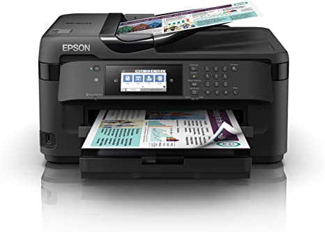 Epson Workforce WF-7710DWF Inyección 32ppm WiFi - Impresora ...