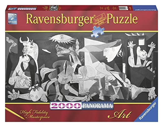 30 opinioni per Ravensburger 16690 Panorama Guernica Puzzle 2000 pezzi