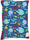 Itzy Ritzy Travel Happens Sealed Wet Bag, Under The Sea, Medium