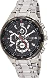 Casio Men's Dial Stainless Steel Band Watch - EFR-539D-1AVUDF