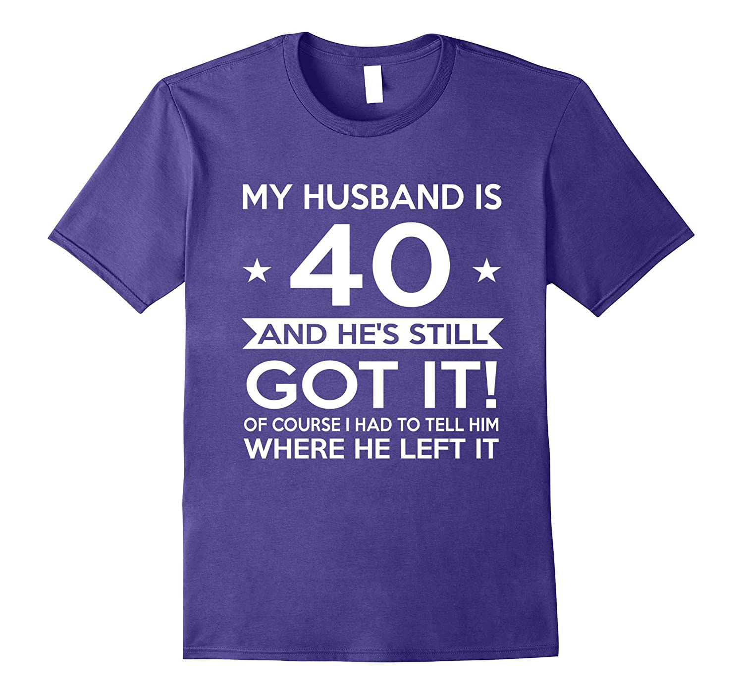 My Husband Is 40 40th Birthday Gift Ideas For Him CL Colamaga