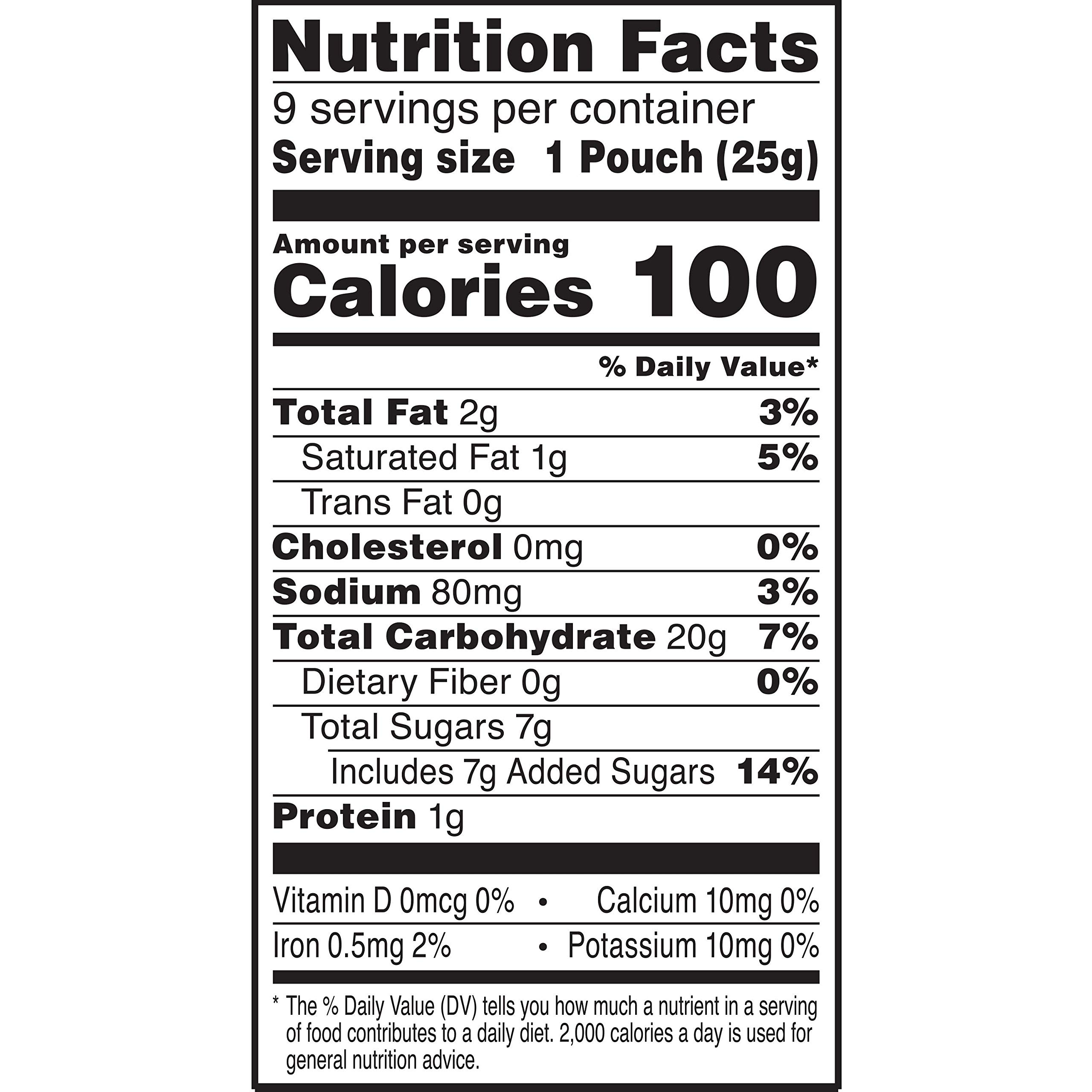 Kellogg's Special K Pastry Crisps, Blueberry, Bulk Size, 162 Count (Pack of 9, 7.92 oz Trays) by Special K (Image #2)