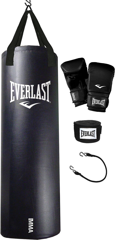 Everlast 70 Pound MMA Heavy Bag Kit