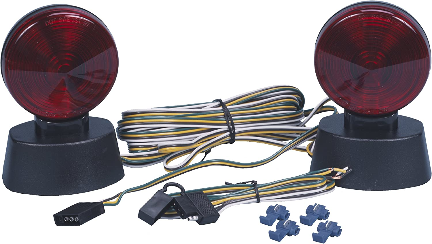 Husky 17929 Magnetic Towing Light Kit