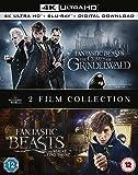 ファンタスティック・ビースト 2フィルムコレクション [4K UHD+Blu-ray ※4K UHDのみ日本語有り](輸入版) -ファンタスティック・ビーストと魔法使いの旅 / ファンタスティック・ビーストと黒い魔法使いの誕生-