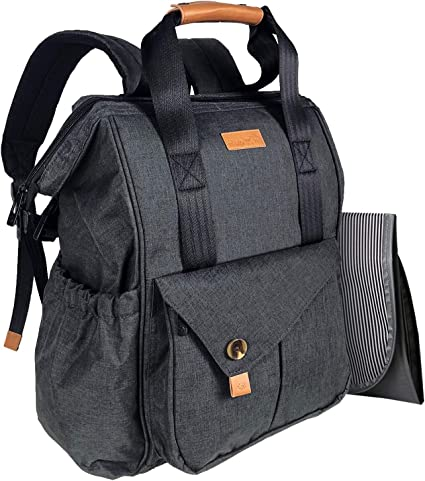 ALLCAMP OUTDOOR GEAR diaper bag XXX-Large capacity SUPPORT ANY BABY STROLLER 26L