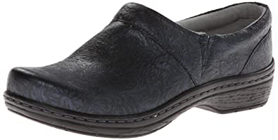 Klogs USA Women's Mission Mule,Navy Tooled,6 ...