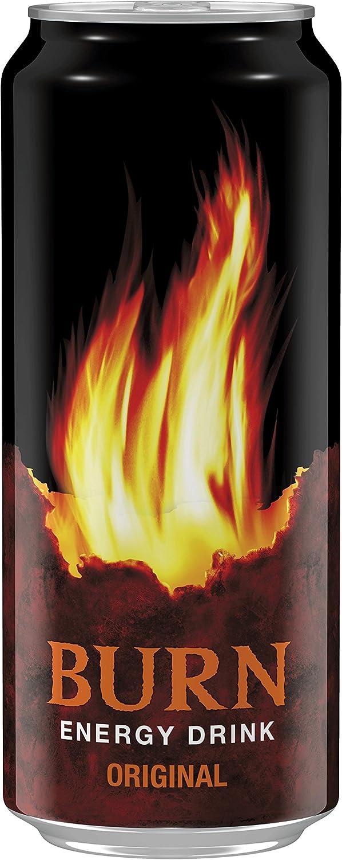 Burn Original - Bebida energética - Lata 500 ml.