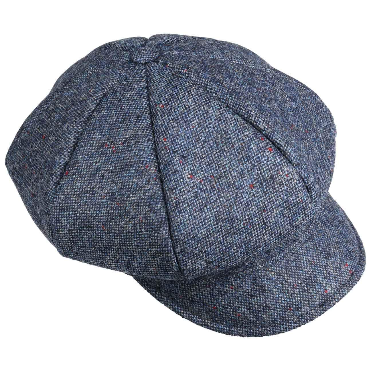 Mayser Tweedy Balloncap Mayser Tweed M/ütze Balloncaps Damenkappen Mit Schirm