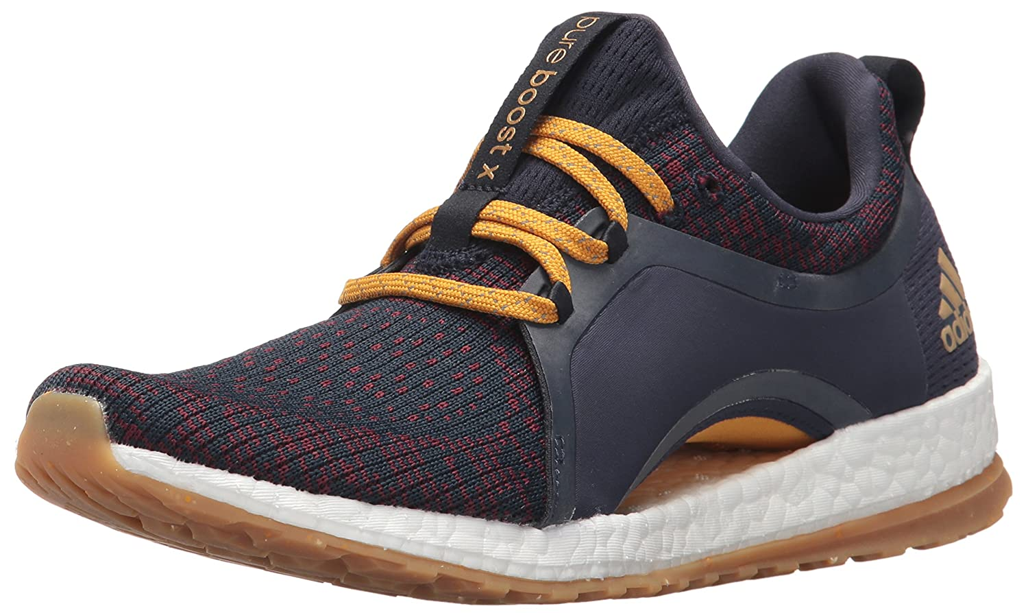 Legend Ink Red Night Tactile Yellow Adidas Performance Women's Pureboost X