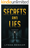 Secrets and Lies: The shocking psychological thriller that will keep you on the edge of your seat.