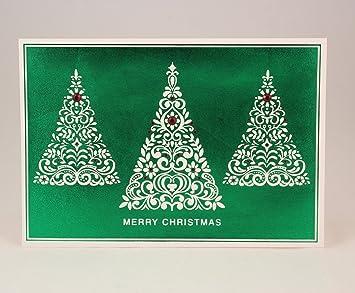 Amazon.com : Hallmark Holiday Christmas Cards - Merry Christmas ...