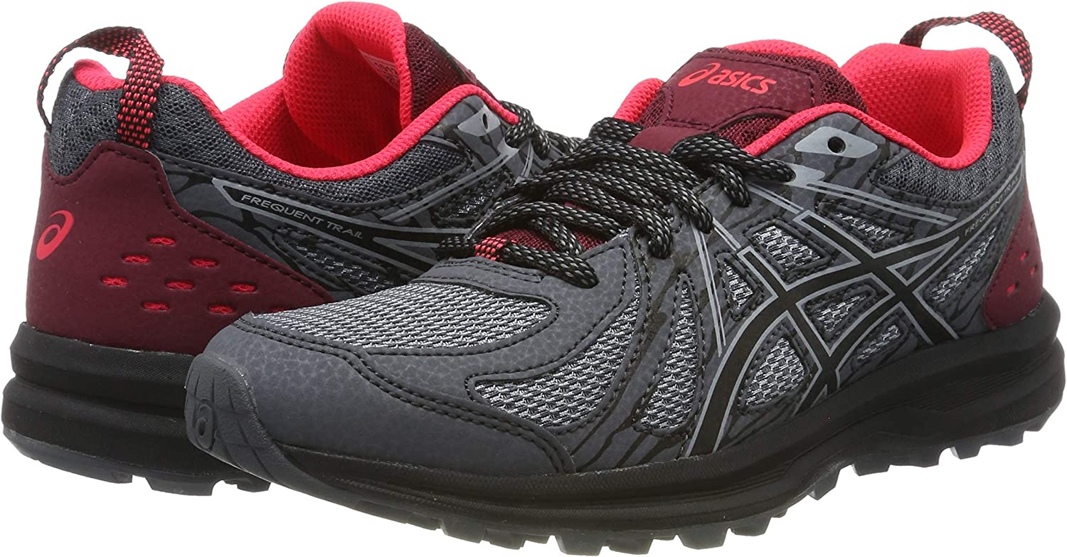 ASICS Frequent Trail, Zapatillas de Running para Mujer: Amazon.es ...