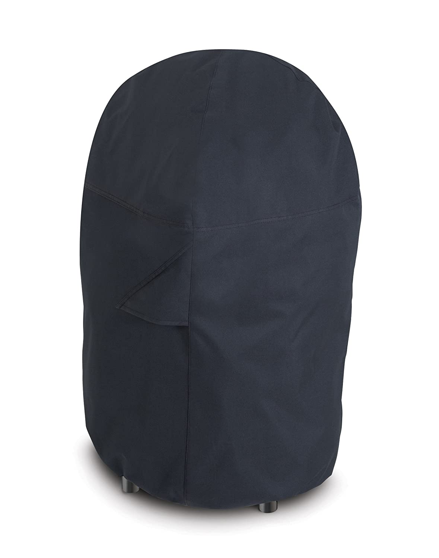 Classic Accessories Round Smoker Cover, Black